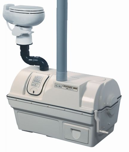 Picture of Sun-Mar™ | Centrex 2000 NE (Non Electric) - M/F (Micro Flush)