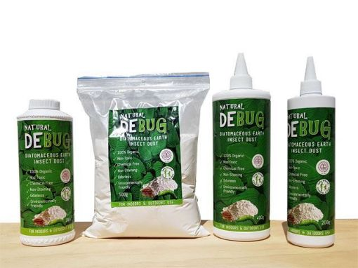 Picture of DEBug Diatomaceous Earth 500g