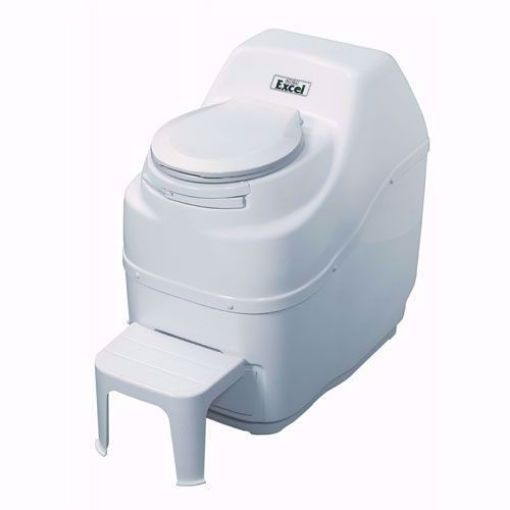 Sun-Mar Excel 240 Waterless Composting Toilet