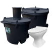 Nature Loo™ Classic 850 Feature